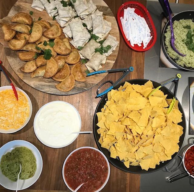 Modern Foodie/Cocina Mexicana