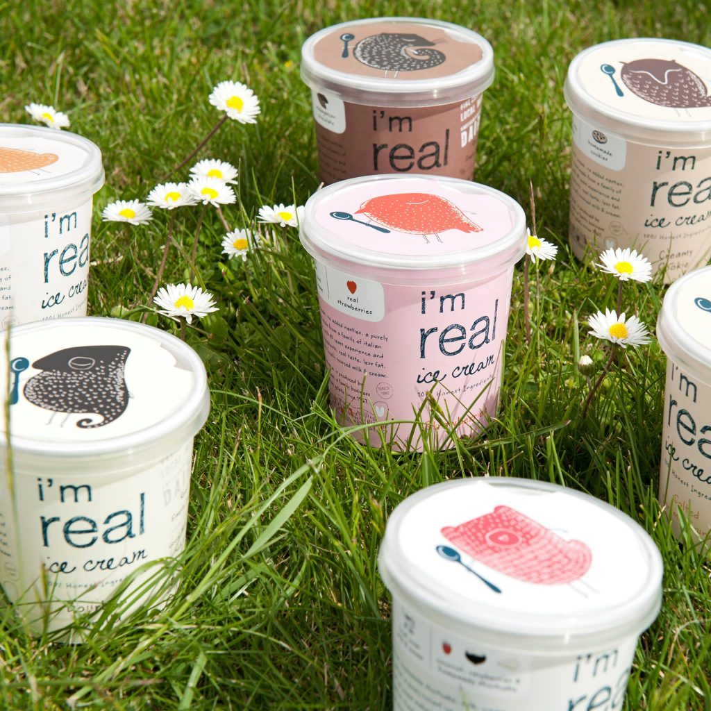 i'm real icecream