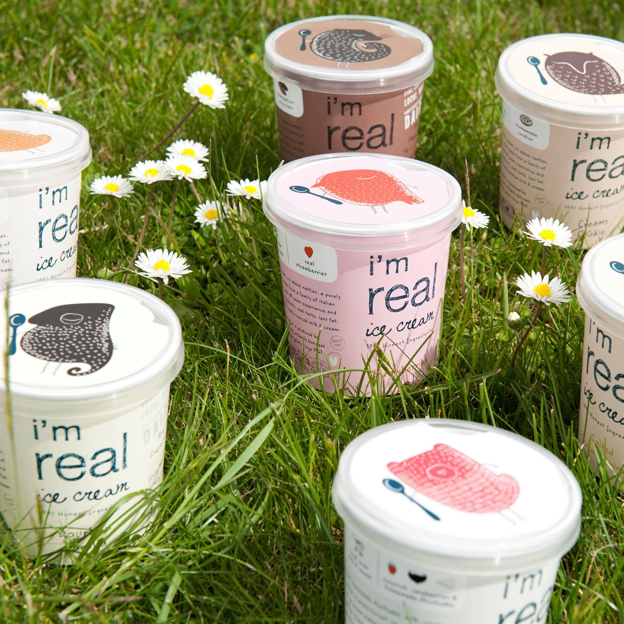 i'm real icecream