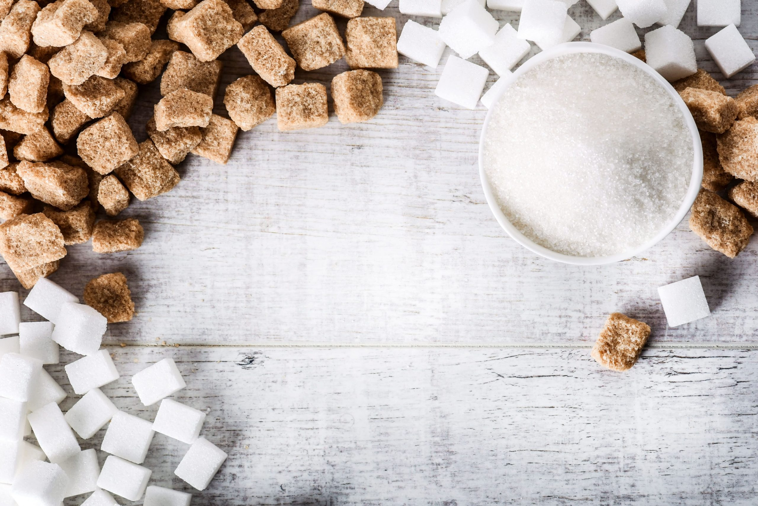 Small Steps to Reduce your Sugar Intake