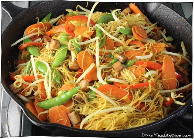 Fakeaway – Singapore Noodles