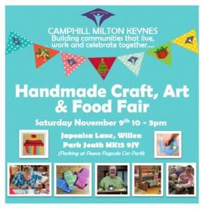 Camphill MK Communities Craft, Art & Food Fair