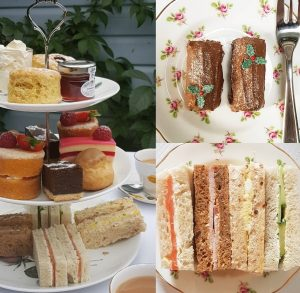 Afternoon Teas MK