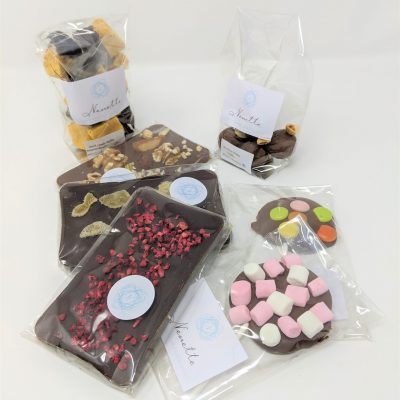 £20 chocolate gift hamper