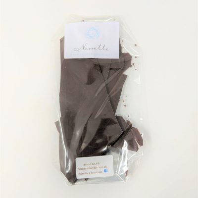 Brazil Single Origin chocolate shards