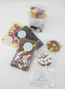 The Tuck Box Chocolate Parcel