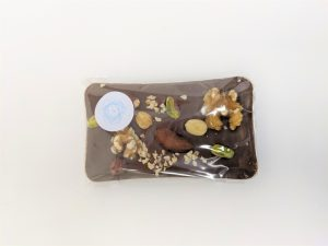 Milk Chocolate and Mixed Nuts Bar