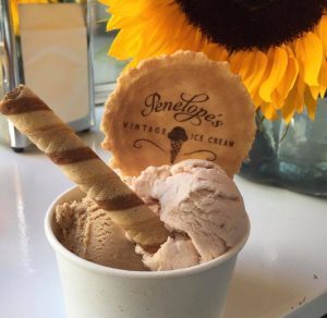 Penelope's Vintage Ice Cream