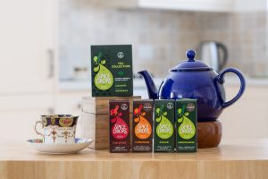 Tea Spice Drops® Collection – Natural Extracts – Gift Pack of 4 flavours