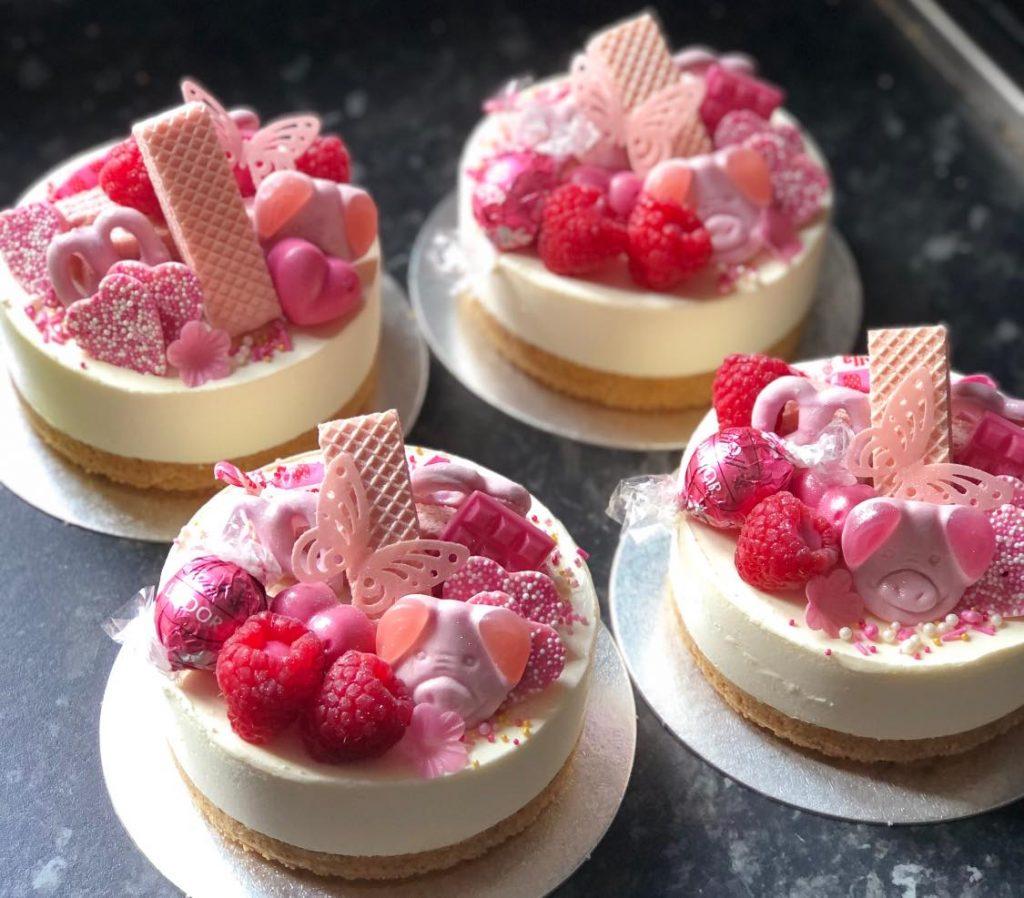 Cheeky Cheesecakes