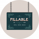 Fillable