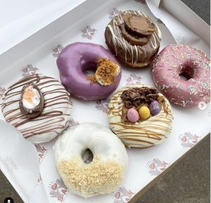Say Doughnuts